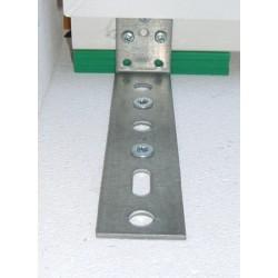 Kątownik FMW 50x150x2,5 płaski wysoki bez regulacji