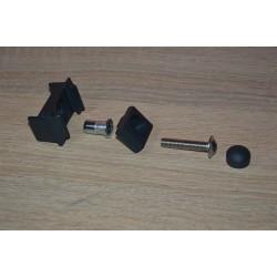 Łącznik do ogrodzeń panelowych (z nitonakrętką i śrubą)