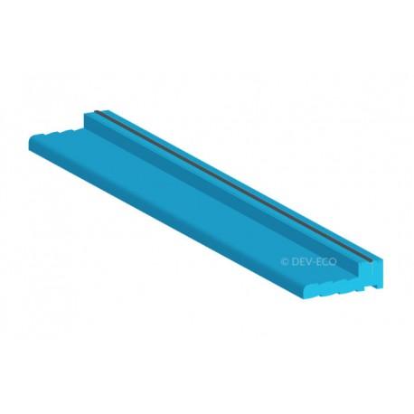 Ciepły parapet, profil podokienny wewnętrzny 32 - długość 1.2m